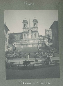 Marjorie's photo of Spanish Steps
